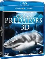 Ocean Predators 3D(3D Blu-ray English)