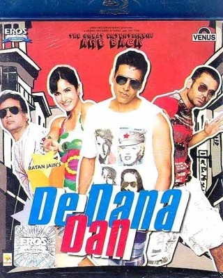 De Dana Dan(Blu-ray Hindi)