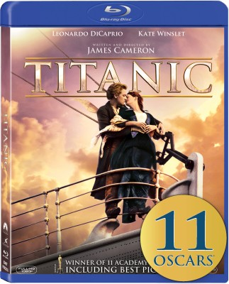 Titanic 3D(Blu-ray English)