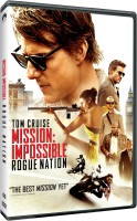 Mission: Impossible - Rogue Nation(DVD English)