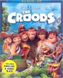 The Croods 3D (Blu-Ray 3D + DVD) (Blu-ra...
