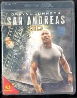 San Andreas(3D Blu-ray English)