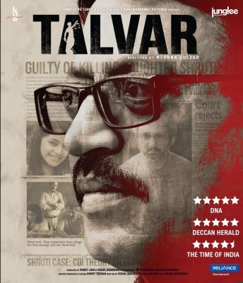 Talvar(Blu-ray Hindi)