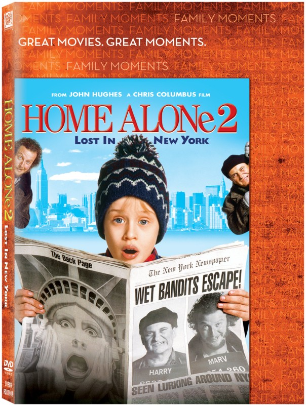 Home Alone 2: Lost In New York(DVD English)