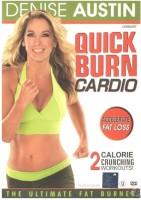 Quick Burn Cardio(DVD English)