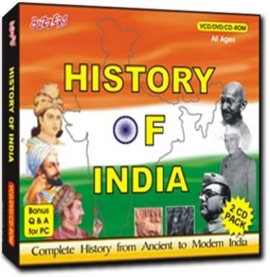 Buzzers History Of India(VCD English)