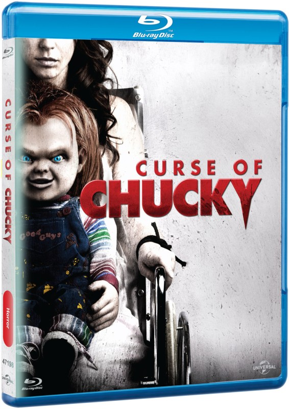 Curse Of Chucky(Blu-ray English)