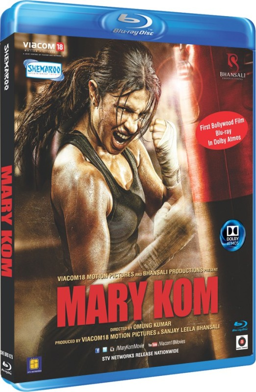 Mary Kom(Blu-ray Hindi)