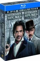Sherlock Holmes 1 & 2(Blu-ray English)