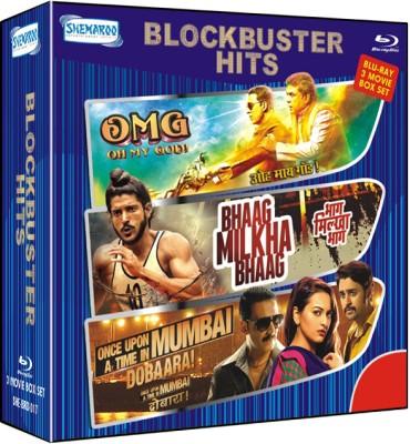Blockbuster Hits (Blu-Ray 3 Movie Box Set)