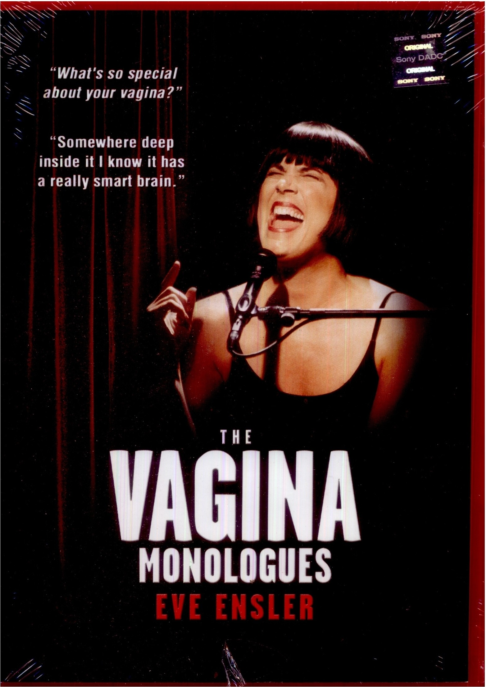 an analysis of the play vagina monologues Unlv to close the curtain on 'the vagina monologues' eve ensler's the vagina monologues—an episodic play that uses the vagina as a symbol of analysis.