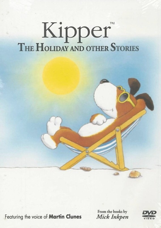 Kipper: Holiday And Other Stories Complete(DVD English)
