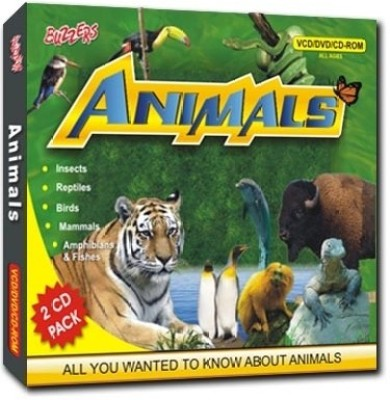 Buzzers Animals(VCD English)