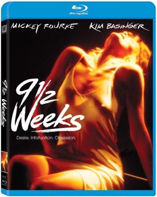 9 1/2 Weeks(Blu-ray English)