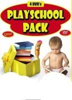 Playschool - 4 DVD Pack