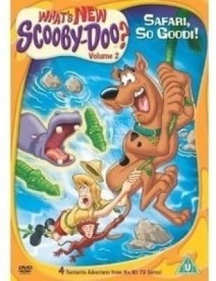 What's New Scooby-Doo Safari So Goodi Complete