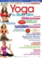 Yoga For Body Slim (Set Of 5 DVD's)(DVD English)