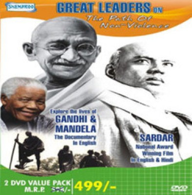 Great Leaders - On The Path Of Non-Violence