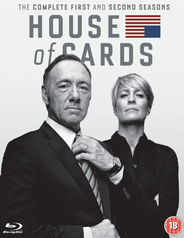 House of Cards (1 - 2) 42006(Blu-ray English)