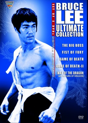 Bruce Lee Ultimate Collection (Set Of 5 DVD,s)