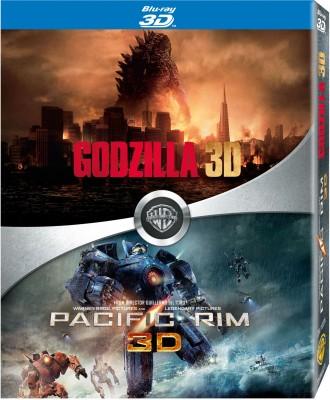 Pacific Rim 3D / Godzilla 3D