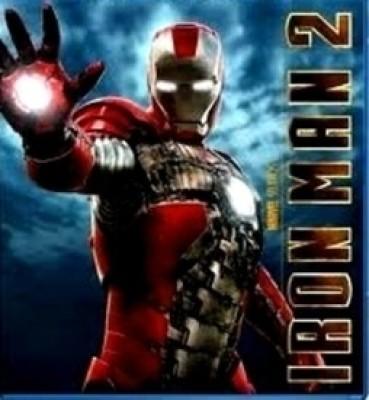 Iron Man 2(VCD English)