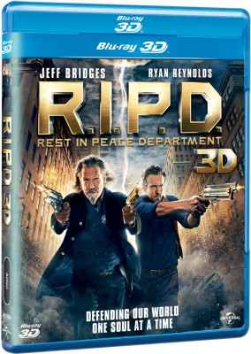 R.I.P.D. - Rest In Peace Department 3D