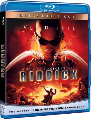 The Chronicles Of Riddick(Blu-ray English)