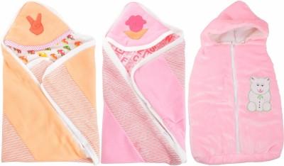 ROYAL SHRI OM kids wrap BABY WRAPPER PRINTED