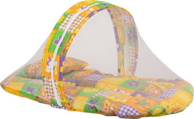 Knotty Kids Net Bed With Pillow Standard Bunk
