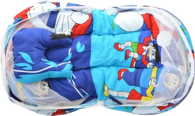 Royal Shri Om Baby Sleeping Bed With Mosquito Net Mosquito Net