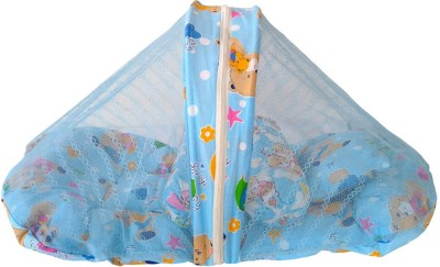 Hatchlingz Mosquito Net with Bed Standard Crib