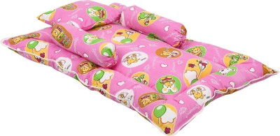 Knotty Kids Compact Baby Bedding Set With Pillow Convertible Bunk