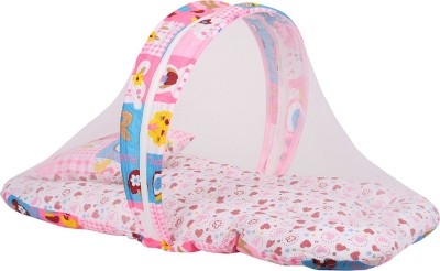 Knotty Kids Bby Bedding Set With Mosquito Net Standard Bunk