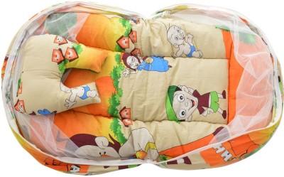 Royal Shri Om Baby Sleeping Bed t Mosquito Net