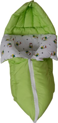 Jinglers 3 In 1 Baby Carry Bed Lgreen Convertible Crib