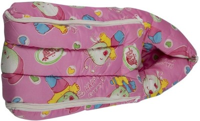 Mommas Baby Covered Carry Bed Single Animal Print