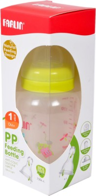 Farlin PP Feeding Bottle 150 CC New Born Flow Nipple