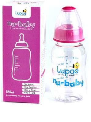 LUPAE NUBABY FEEDING BOTTLE 125ML - 125 ml