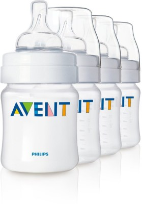 Philips Avent Bpa Free Classic Polypropylene Bottles - 250 ml
