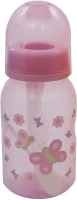Born Babies Feeding Bottle - 140 ml(Pink)