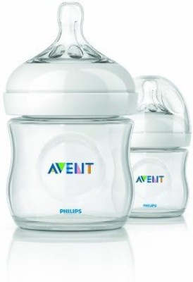 Philips Avent Feeding Bottle Classic Newborn Flow Nipple - 125 ml