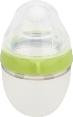 Maxbell Natural Feel Silicone baby Bottle - 120 ml