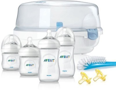 Philips Avent BPA Free Natural Essentials Gift Set - 150 ml