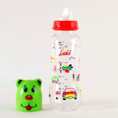 Littles Streamline Maxi Feeding Bottle - 250 ml