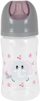 BAYBEE Wideneck Elephanta Feeding Bottle (250ml) - 250 ml