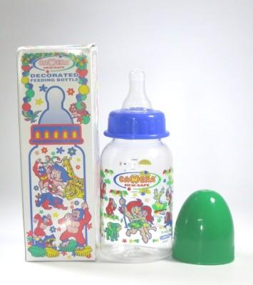 Camera Baby Corporation Camera New-Safe Decorated Feeding Bottle ,140ml/5oz (11135) - 140 ml