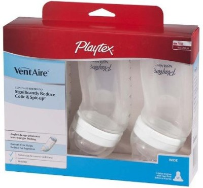 Playtex BPA Free VentAire Wide Bottles - 9 ml