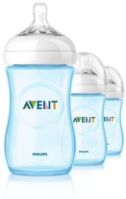 Philips Avent BPA Free Natural Polypropylene Bottles - 260 ml