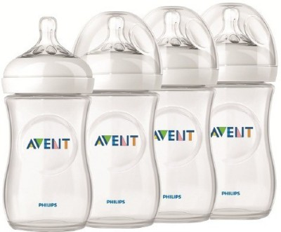 Philips Avent Avent Natural Bottle, Polypropylene - 260 ml